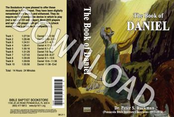 Daniel - Downloadable MP3