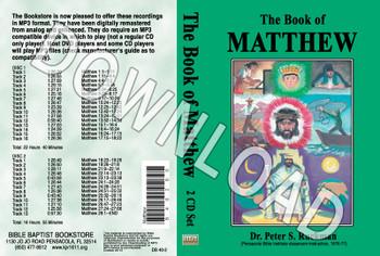 Matthew - Downloadable MP3