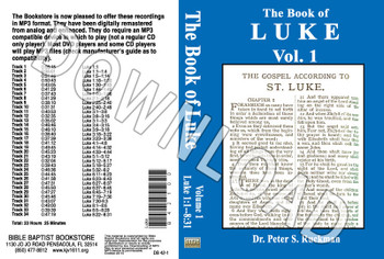 Luke, Volume 1 - Downloadable MP3