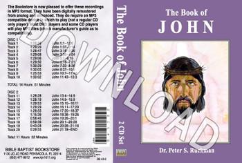 John - Downloadable MP3