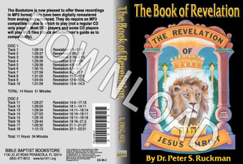 Revelation - Downloadable MP3