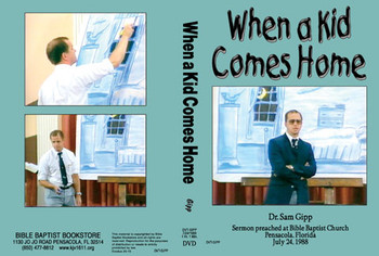 When a Kid Comes Home - DVD