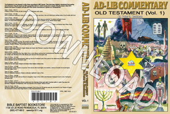 "The ""Ad-Lib"" Commentary, Volume 1 - Downloadable MP3"