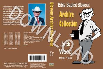Jack Wood: Bible Baptist Blowout Archive - Downloadable MP3