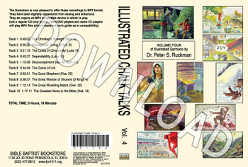 Illustrated Sermons, Volume 4 - Downloadable MP3 (audio only)