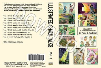 Illustrated Sermons, Volume 5 - Downloadable MP3 (audio only)
