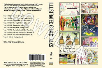 Illustrated Sermons, Volume 6 - Downloadable MP3 (audio only)