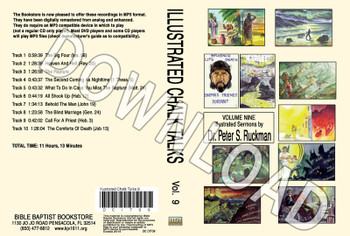 Illustrated Sermons, Volume 9 - Downloadable MP3 (audio only)