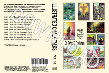 Illustrated Sermons, Volume 10 - Downloadable MP3 (audio only)