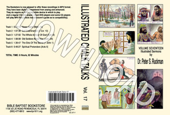Illustrated Sermons, Volume 17 - Downloadable MP3 (audio only)