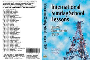 International Sunday School Lessons 2013 - MP3