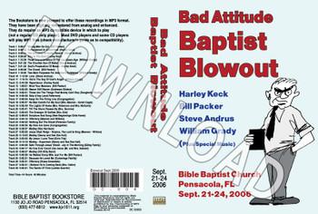 September 2006 Blowout Sermons & Music - Downloadable MP3