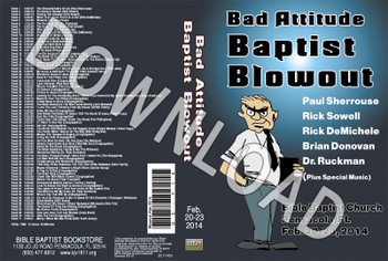 February 2014 Blowout Sermons & Music - Downloadable MP3
