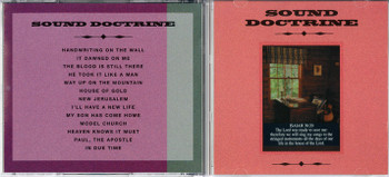 Sound Doctrine - Sound Doctrine CD