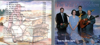 The Well of Bethlehem - Sound Doctrine CD