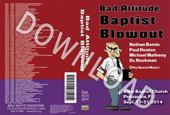 September 2014 Blowout MP3 Sermons & Music - Downloadable MP3