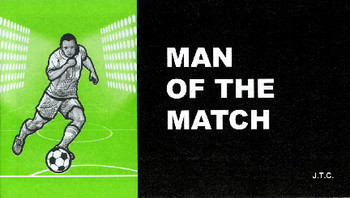 Man of the Match - Tract