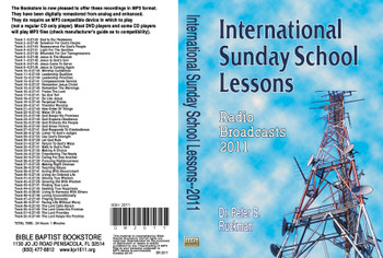 International Sunday School Lessons 2011 - MP3