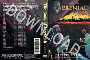 Jeremiah (2014 - 2015) - Downloadable MP3