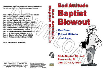 1994 January Blowout Sermons - Downloadable MP3