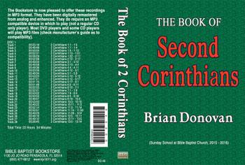 Brian Donovan: 2 Corinthians - MP3