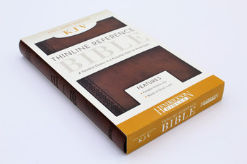 Hendrickson Bible: Thinline Reference Edition Bible
