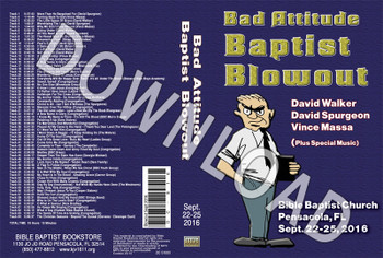 September 2016 Blowout MP3 Sermons & Music - Downloadable MP3