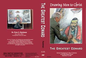 The Greatest Coward - DVD