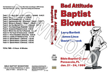 1999 January Blowout Sermons - Downloadable MP3