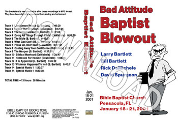 2001 January Blowout Sermons - Downloadable MP3