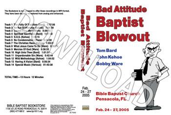 2005 February Blowout Sermons - Downloadable MP3