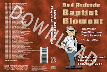 September 2017 Blowout MP3 Sermons & Music - Downloadable MP3