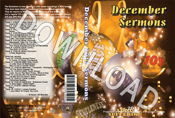 December 2017 Sermons - Downloadable MP3
