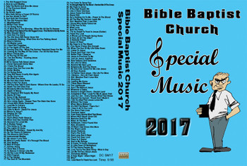 2017 Bible Baptist Church Special Music MP3