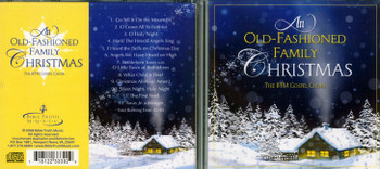 An Old-Fashioned Family Christmas - The BTM Gospel Choir CD