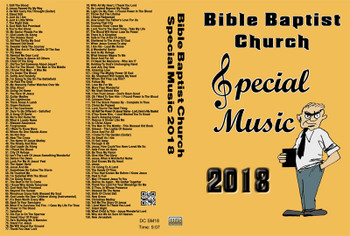 2018 Bible Baptist Church Special Music MP3