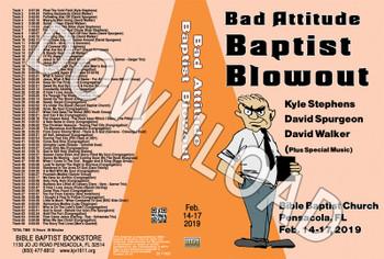 February 2019 Blowout MP3 Sermons & Music - Downloadable MP3