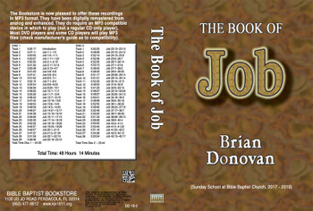 Brian Donovan: Job - MP3