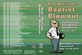 September 2019 Blowout MP3 Sermons & Music