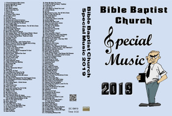 2019 Bible Baptist Church Special Music MP3