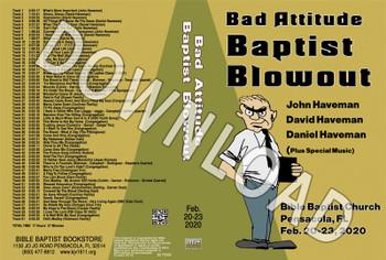 February 2020 Blowout MP3 Sermons & Music - Downloadable MP3