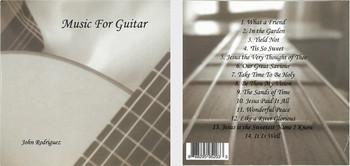 Music For Guitar  - John Rodriguez