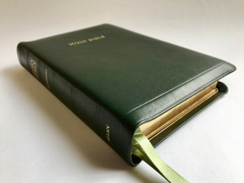 Allan Oxford Bible: Longprimer Bible #52 (Green)