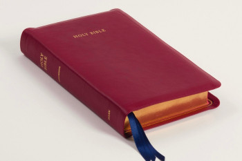 Allan Oxford Bible: Longprimer Sovereign Bible #62R (Red)
