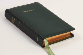 Allan Oxford Bible: Longprimer Sovereign Bible #62G (Green)