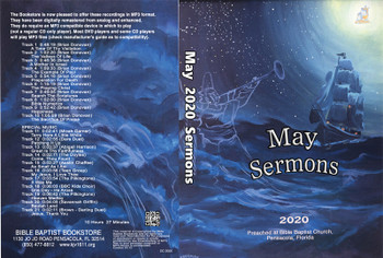 May  2020 Sermons - MP3