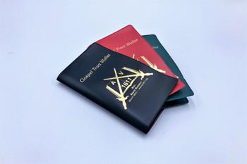 Gospel Tract Wallet
