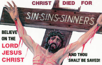 Sin, Sins, Sinners - Poster
