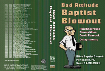 September 2020 Blowout MP3 Sermons & Music