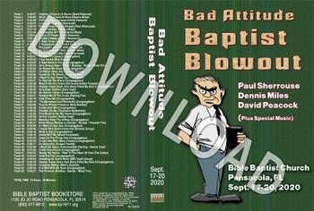 September 2020 Blowout MP3 Sermons & Music - Downloadable MP3